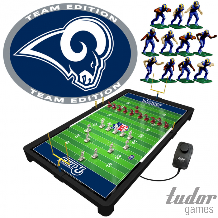 Rams Football Los Angeles for Life Sport Decal 5 X 5